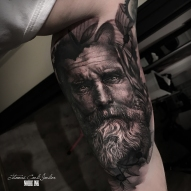 Guillaume tattoo