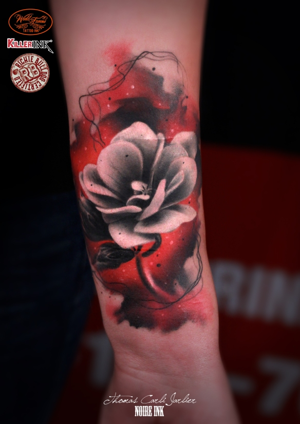 by Thomas Carli Jarlier at Noire Ink